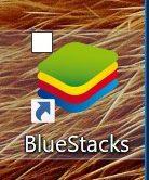 Bluestacksのショートカット